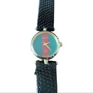 Vintage Gucci Swiss Quartz Watch